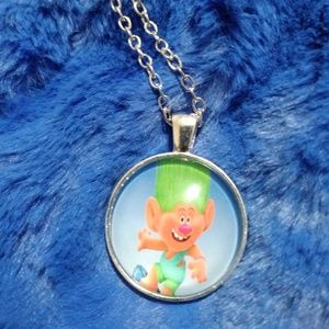 Jewelry - 3 for $15 👹 Trolls Movie Pendant Necklace